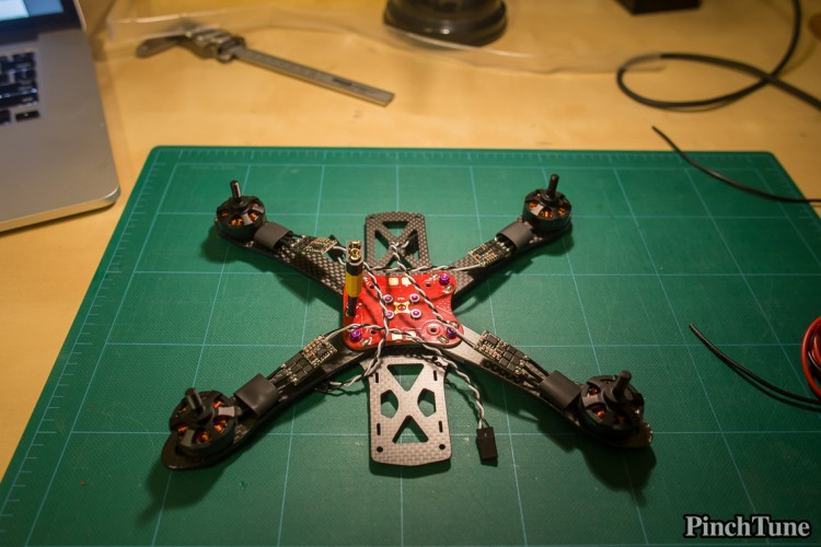Alien FPV 5 Inch Mini Quad Build with Rotorgeeks Motors