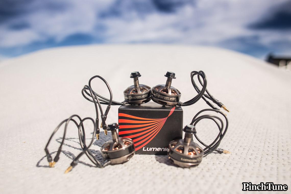 Lumenier RB2204-13 2500Kv Skitzo Special Edition Motors