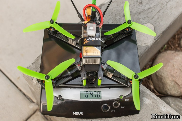 Lumenier QAV210 Charpu Mini Quad Build 31