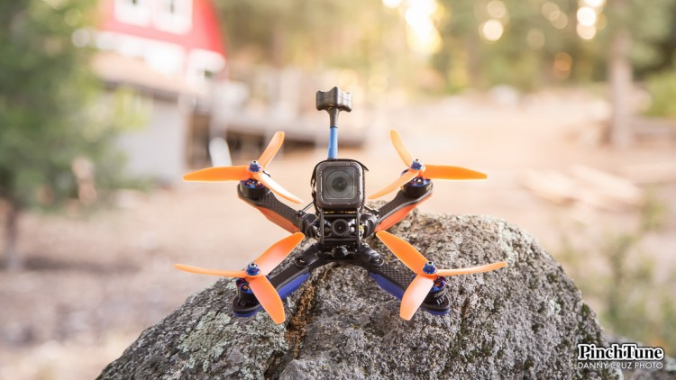 Impulse RC Helix Mini Quad - PinchTune