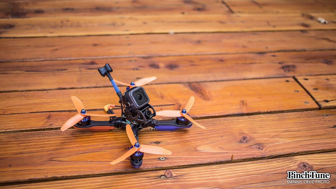 PinchTune Impulse RC Helix Mini Quad