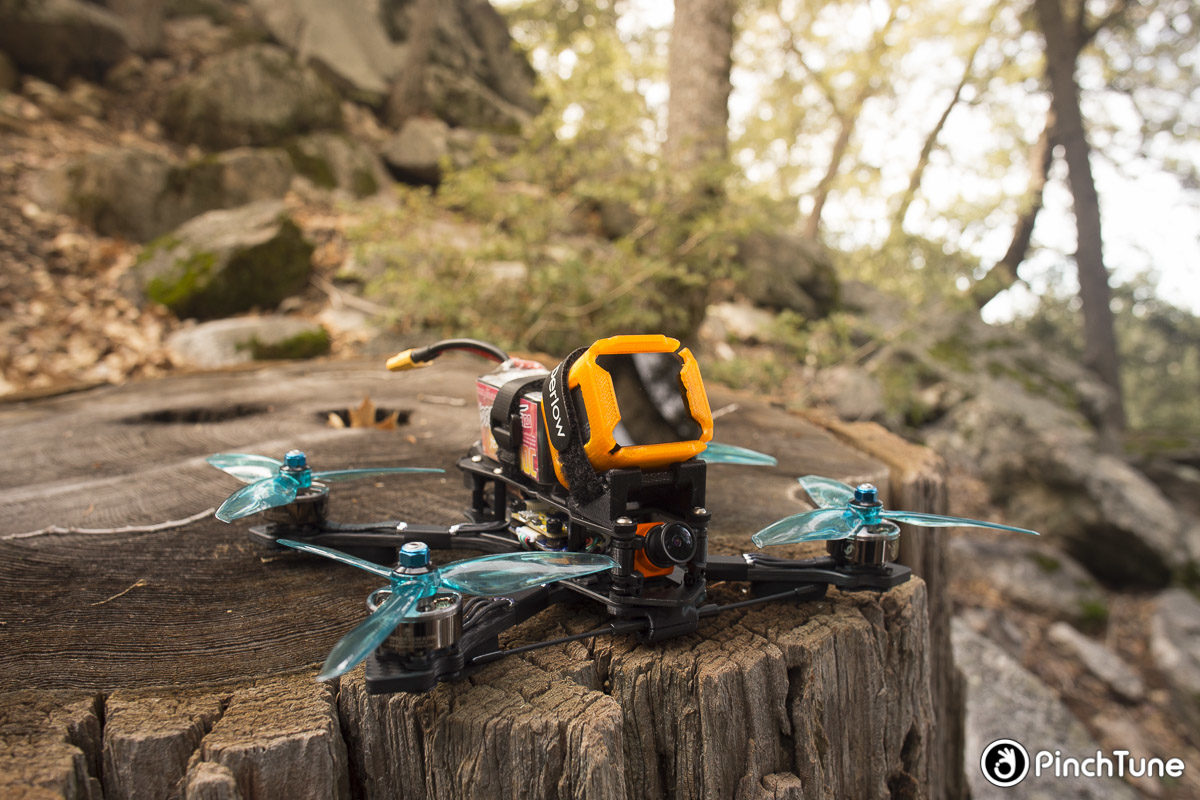 Hyperlow RS Plus FPV Freestyle Quad with 5S Power