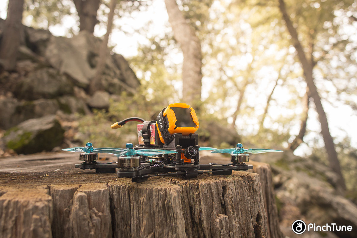 Hyperlow RS FPV Build with Thunder Power Adrenaline 5S 1300mah LiPo by PinchTune